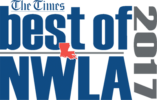 The Times Best of NWLA 2017